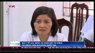 Bộ Y tế vào cuộc xác minh trường hợp tử vong của cháu bé 10 tuổi tại BV Quốc Oai, Hà Nội