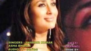 HUM SE MILE TUM ( Singers, Shabbir Kumar & Asha Bhosle )
