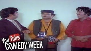 Bhale Ramudu Movie | Nutan Prasad And Mohan Babu  Comedy Scene