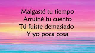 La Mejor Versión De Mí (Remix) (Letra) - Natti Natasha, Romeo Santos