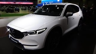 2018 Mazda CX-5 - Exterior and Interior - Automobile Barcelona 2017