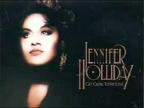 Giving Up - Jennifer Holliday