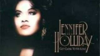 Giving Up - Jennifer Holliday
