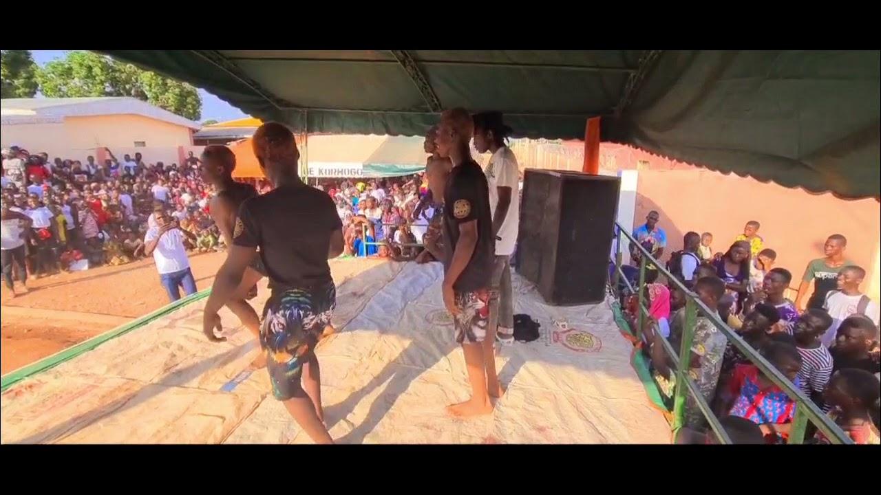 Paire Fusion en spectacles kermesse Inter école Danse contorsions chansons et break ETÈSSÊ
