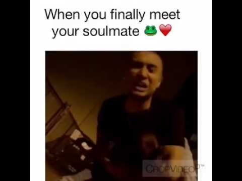 When You Finally Meet Your Soulmate Youtube