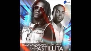 Tego Calderon feat. Don Omar - Pastillita
