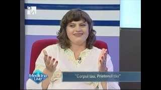 Repeat youtube video Niculina Gheorghiță invitată la