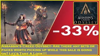 Assassin's Creed Odyssey - Best Sets to Catch on Sale