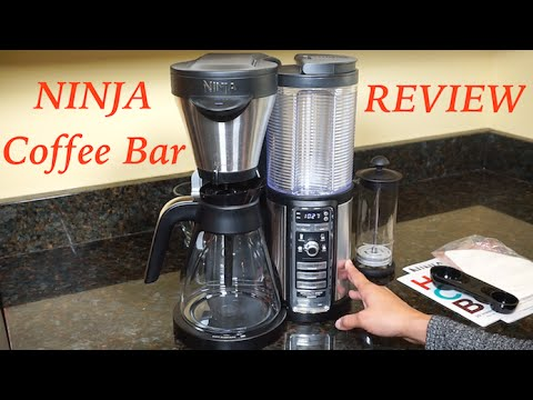 Ninja Coffee Bar Review