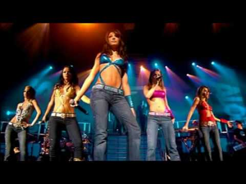 Save Girls Aloud - Here We Go WWTNS Tour 2005 Pics