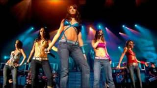 Girls Aloud - Here We Go WWTNS Tour 2005