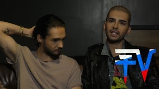 Face Culture: Interview with Tokio Hotel (с русскими субтитрами от TH Community VK)