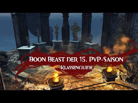 Guild Wars 2 Klassenguide: Boon Beast der 15. PvP-Saison thumbnail