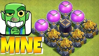 "WHAT'S THE MOST YOU! CAN STEAL??? ""Clash Of Clans"" GOBLIN GAMES!!"