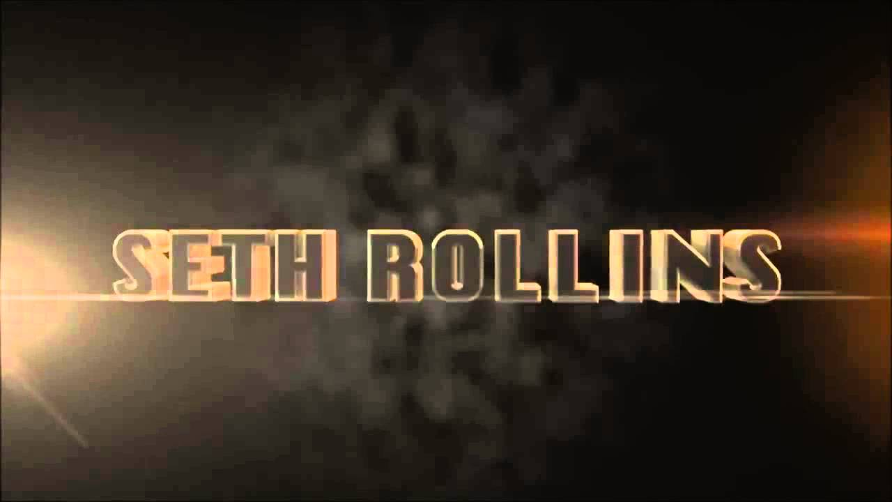wwe seth rollins new titantron 2014 hd youtube