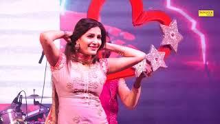 Sapna-Dance-Song-I-Teri-Aakhiya-Ka-Kajal-I-sapna-Hit-Song-2019-I-Pritampura-Neharu-Palace-I-Tashan