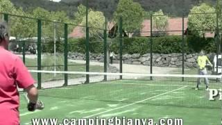 spot cine càmping bungalows Vall de Bianya.wmv