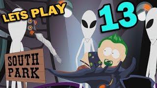 ч.13 - Анальное зондирование - Прохождение South Park The Stick of Truth