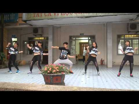 Nhảy hiện đại 11A2 - THPT Cao Bá Quát Gia Lâm 2014-2015