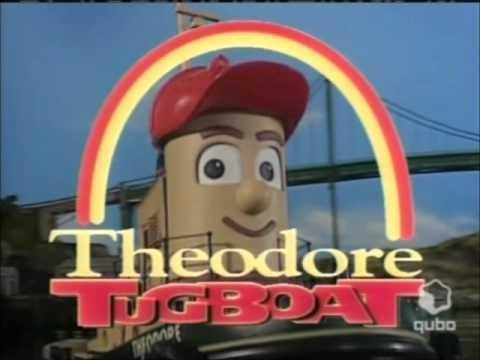 Theodore Tugboat Custom Season 1 intro