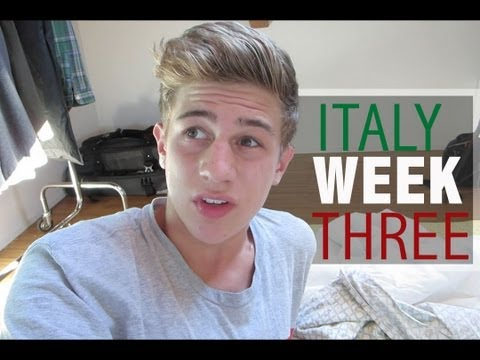 "MY LIFE IN ITALY! ""THIS IS A... THING"" (Week 3)"