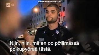 Poliisi tv: Poliisin matkassa - Turku 27.9.2012