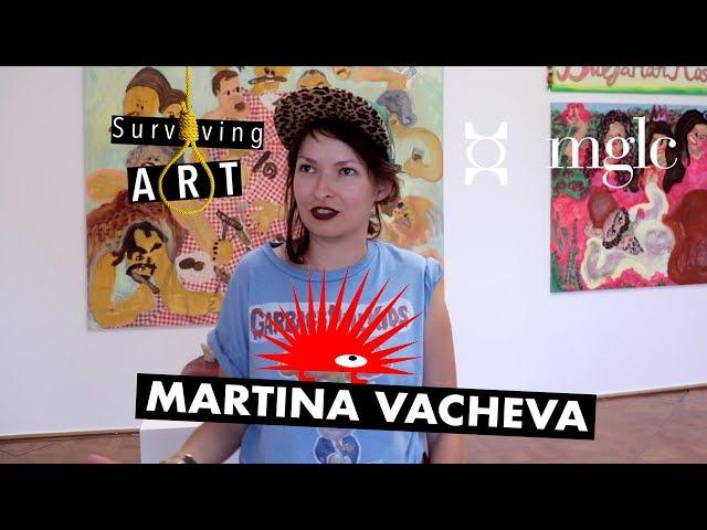 Martina Vacheva - On pop culture