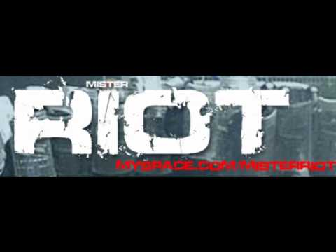 Riot Season MP3 (Intro) by Mister Riot scratches by Jimmy Six