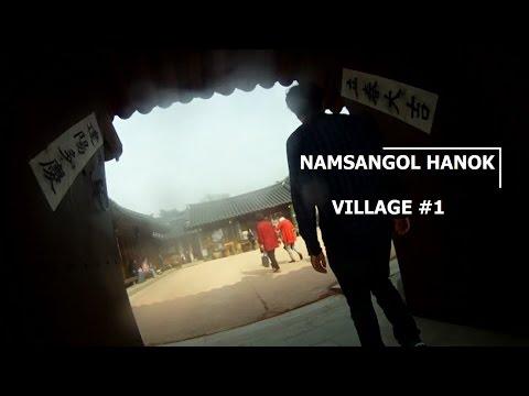 NAMSANGOL HANOK VILLAGE #1 \\Tourist vibes in Seoul\\