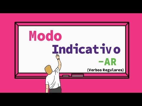 Verbo - Modo Indicativo - 1ª Conjugação - Aula 03 I Português On-line