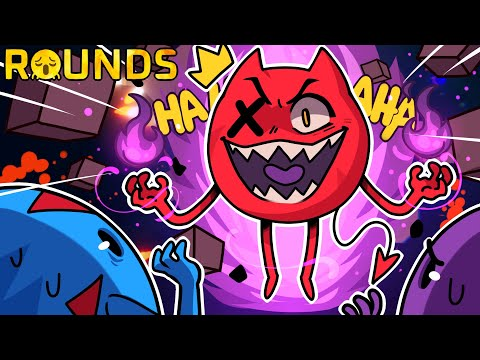 THIS MUCH POWER IS DANGEROUS! | Rounds