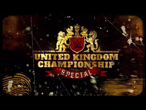 WWE United Kingdom Championship Special premieres this Friday on WWE Network