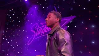 "Armani Williams Sings Sam Cooke's ""A Change Is Gonna Come"" 