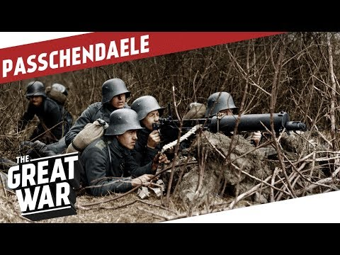 German Defensive Strategy and Tactics At Passchendaele I THE GREAT WAR Special