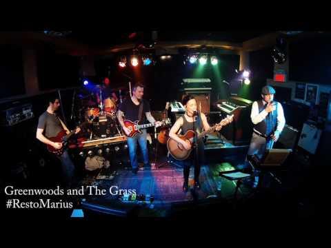 Grenwoods and The Grass au Restaurant Marius