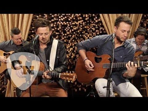 Love and Theft - Amen | Hear and Now | Country Now
