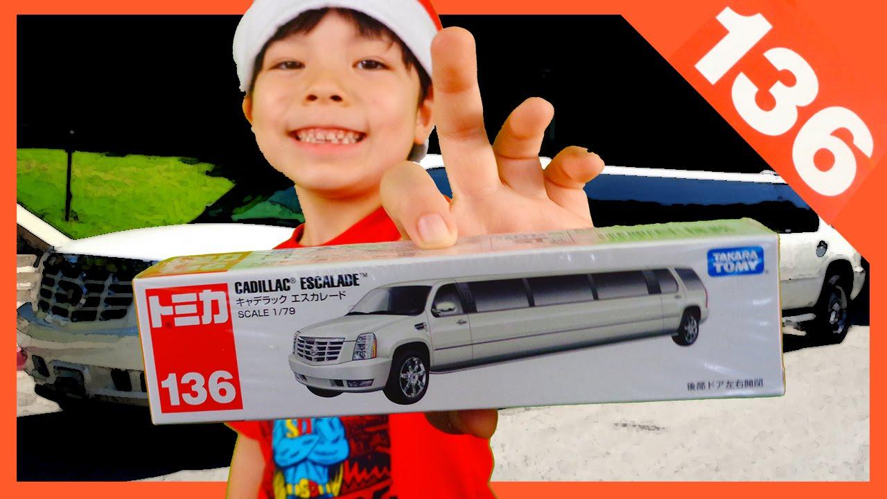 Cadillac Escalade Tomica No.136