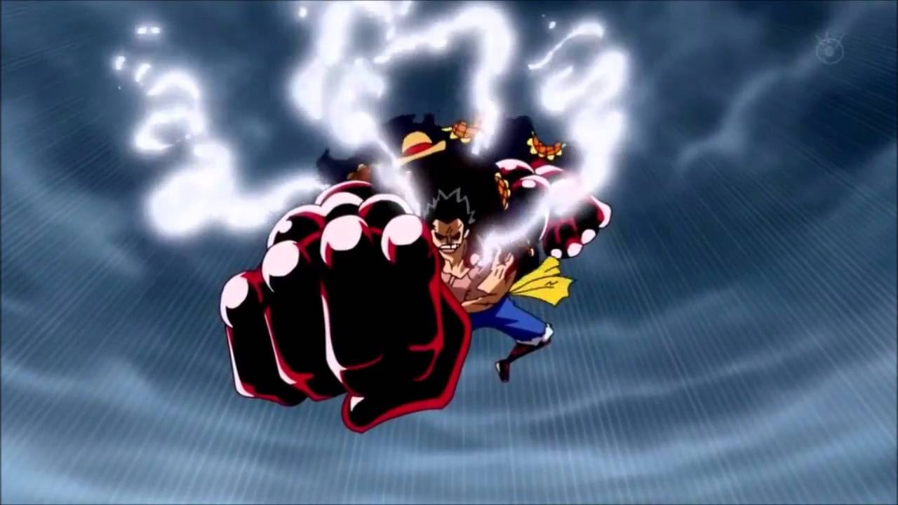 Fuoco One Piece Luffy ...