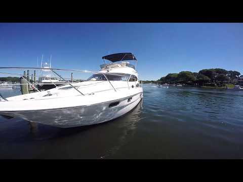 37' 2002 F37 Sealine Offshore Yacht Sales