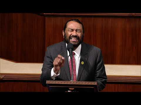 The Pursuit of Happiness - Video - Rep Al Green: the Impeachment Hearing is Racist Against Black Folks