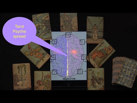 Tarot Psyche Spread