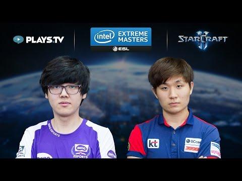 StarCraft 2 - Parting vs. TY (PvT) - IEM Shenzhen 2015 - Semifinal