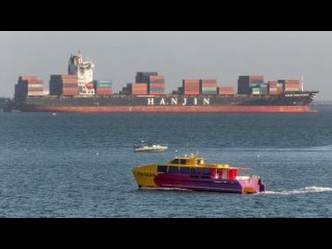 Hanjin Shipping Receives Emergency Funding From Parent Company