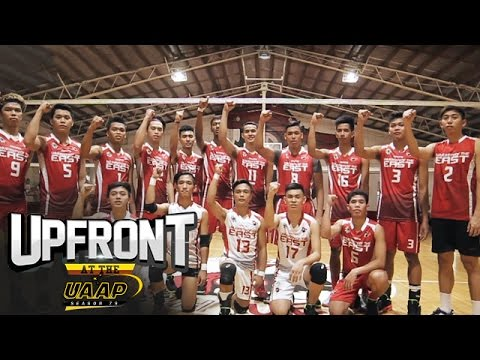 brand new 254f1 f1f43 UE Red Warriors   Men's Volleyball   Upfront at the UAAP