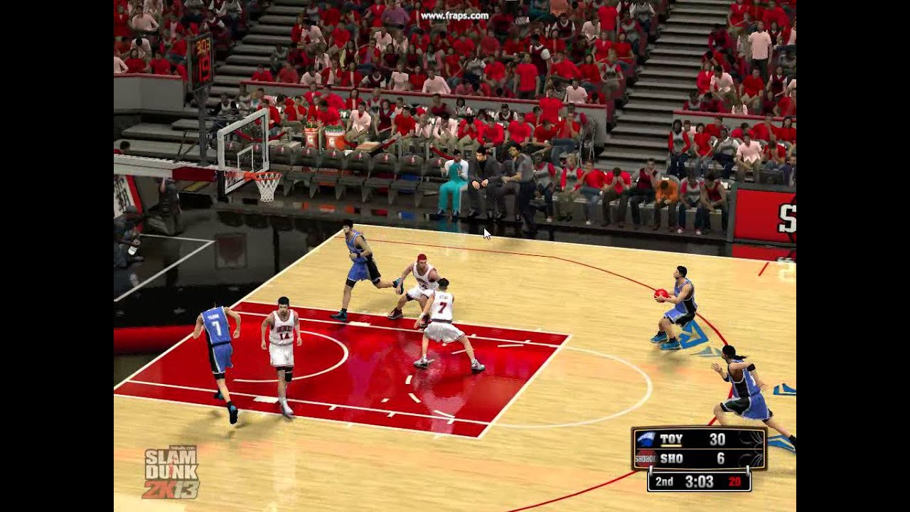slam dunk game apk free download