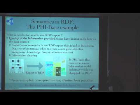 Biomedical semantics in the Semantic Web