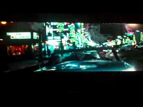 1967 HOLLYWOOD SUNSET Blvd Night Christmas TOMMY KIRK  Deborah Walley It's a WILD BIKINI