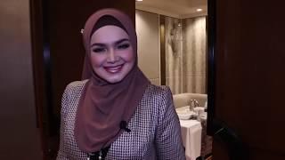 Datuk K garang tapi... | 21 Questions With Datuk Seri Siti Nurhaliza | MHE TV