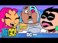 Teen Titans Go! | Eating Healthy | DC Kids