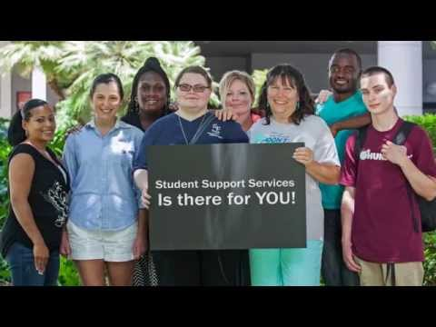 Santa Fe College Student Support Services